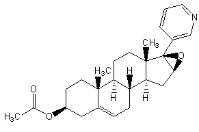 Abiraterone Epoxide Impurity (beta-Epoxyabiraterone Acetate)