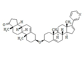 Abiraterone Dimer Impurity (Prasteronyl Abiraterone)