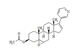 Abiraterone Acetate-5,6-Epoxide