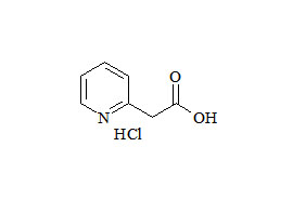 2-Pyridylacetic Acid HCl