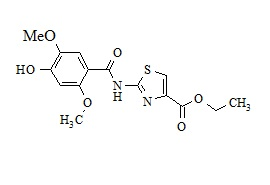 Acotiamide related compound 3