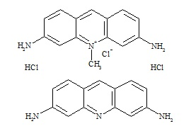Acriflavine DiHCl (Mixture of Acriflavinium Chloride with Proflavine)