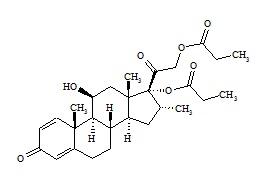 Alclometasone Dipropionate Impurity 1
