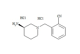 Alogliptin Related Compound 6 DiHCl