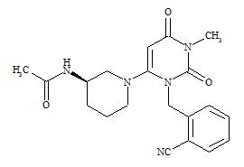 Alogliptin Related Compound 15