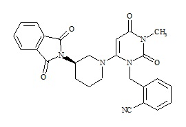 Alogliptin Related Compound 18