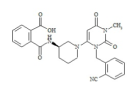 Alogliptin Related Compound 19