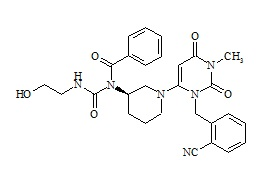 Alogliptin Related Compound 21