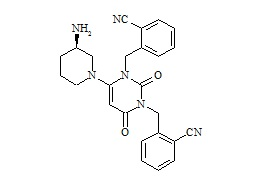 Alogliptin Related Compound 26