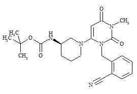 Alogliptin Related Compound 29