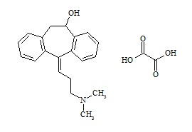 10-Hydroxy Amitriptyline Oxalate