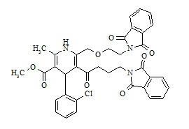 Amlodipine Di-Phthalimide Impurity