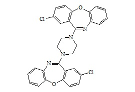 Amoxapine Impurity F