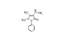 4-Methylaminoantipyrine
