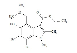 Arbidol Impurity J
