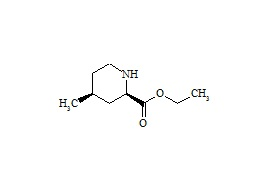 Argatroban Related Compound 1 (Ethyl (2R,4S)-4-Methylpipecolate)