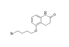 Aripiprazole Related Compound (5-(4-bromobutoxy)-3,4-dihydroquinolin-2(1H)-one)