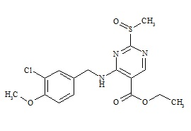 Avanafil Related Compound 1