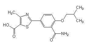 Febuxostat Related Compound A