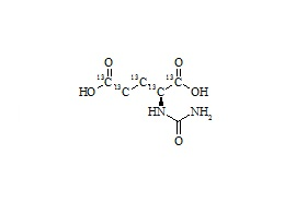 N-Carbamyl-L-Glutamic Acid-13C5