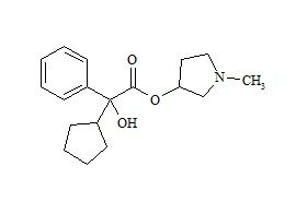 Glycopyrrolate Related Compound B