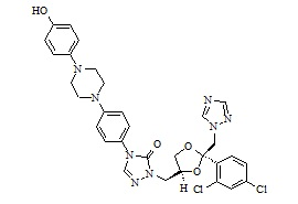 Itraconazole Related Compound