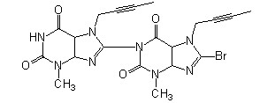 Linagliptin impurity 4