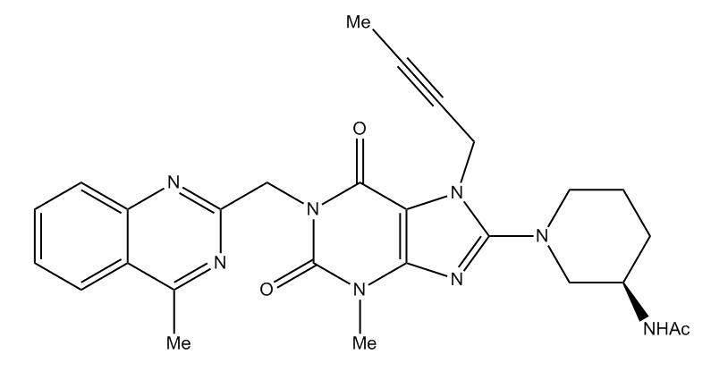 Linagliptin Impurity 25