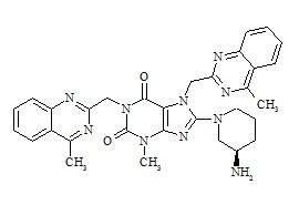Linagliptin Impurity N