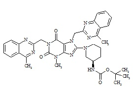 Linagliptin Impurity G