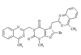 Linagliptin Impurity B