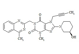 Linagliptin Metabolite CD1790