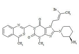 Linagliptin Impurity S