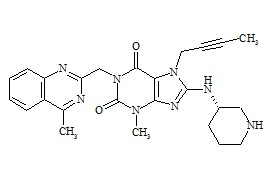 Linagliptin Impurity 5