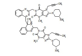 Linagliptin Impurity 6