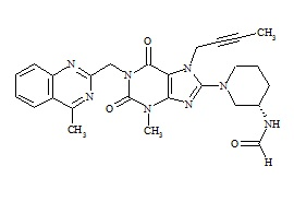 Linagliptin Impurity 8