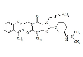 Linagliptin Impurity 9