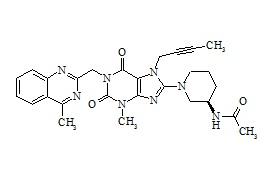 Linagliptin impurity 15