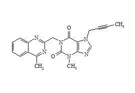 Linagliptin Impurity 16