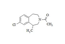 Lorcaserin Impurity C