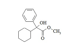 Oxybutynin impurity (cyclohexyl mandelic acid methyl ester)