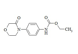 Rivaroxaban Related Compound (Ethyl 4-(3-Oxomorpholino)-Phenylcarbamate)