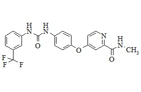 Sorafenib related compound 3