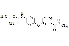 Sorafenib related compound 6