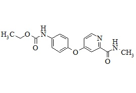 Sorafenib related compound 7
