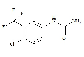 Sorafenib related compound 9