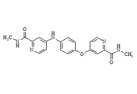 Sorafenib related compound 11