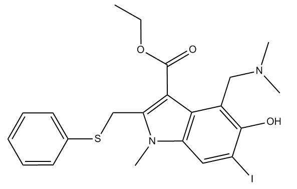 Arbidol Impurity 2